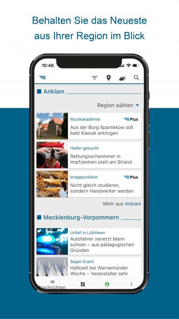 Nordkurier App
